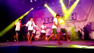 Galti se mistake dance performance by pg1 boarders