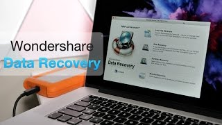 Get Your Lost Files Back With Wondershare Data Recovery