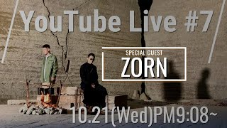 KREVA YouTube Live #7 with ZORN