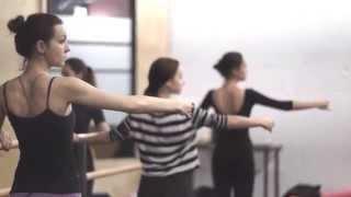 Уроки классического балета. Занятие в творческом пространстве БМ50