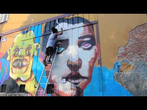 Street Art São Paulo