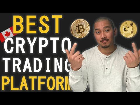 Best Cryptocurrency Trading Platforms In Canada | Buying Crypto In Canada 2021