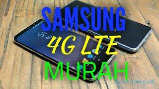 5 HP Samsung 4G Lte Termurah berkualitas terbaru 2018