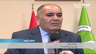 تصريحات حيدر العبادي بعدم وقوفه امام حق تقرير المصير في إقليم كردستان