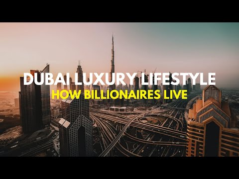 Billionaire Lifestyle in Dubai  💸 [The Richest City in the World]