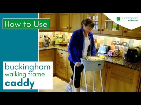 Buckingham Caddyframe