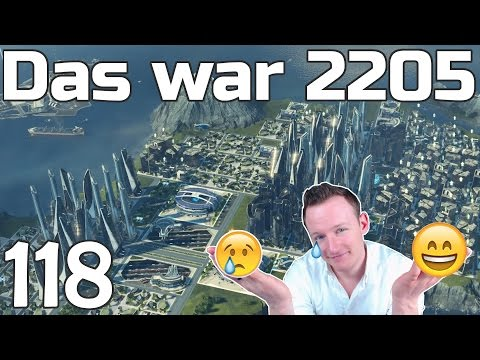 SYNTH-Finale!! Das war Anno 2205... 👀 DANKE! #118