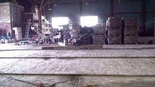 видео Промышленные полы  топпинговые