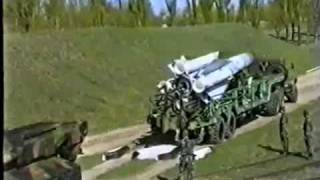 NATO's Fear SA-5/S-200 Surface-to-air Missiles