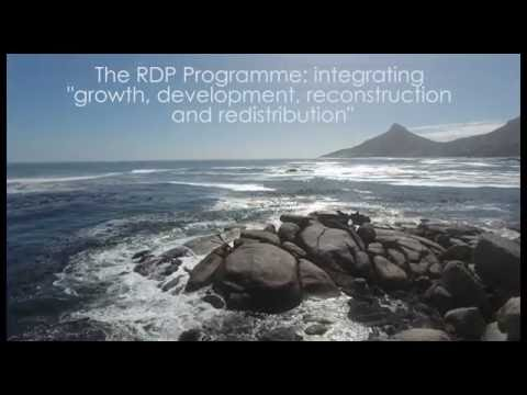 RDP Housing in South Africa - Socio-economic Sustainability and Quality Management
