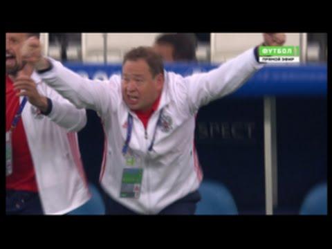 Евро-2016.  Англия — Россия — 1:1