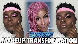 Migos, Nicki Minaj, Cardi B - MotorSport (Official) MAKEUP TRANSFORMATION