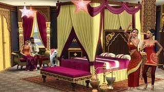 The Sims 3 House Designs - Sims 3 India Inspirations Giveaway
