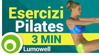 Pilates 3 Minuti