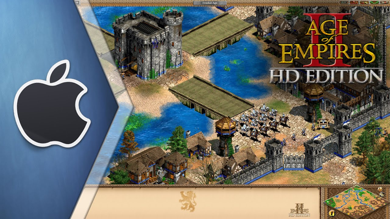 age of empires 2 for mac