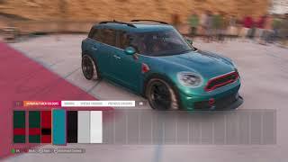 FH4: 2018 Mini John Cooper Works Countryman All4 - 1.6 Turbo Rally Build