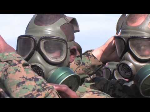 USMC GAS CHAMBER!