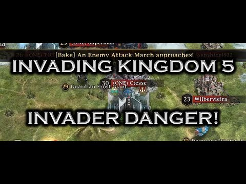 Iron Throne - K5 Invasion! Mobius Solo Burns 12b, Ctesse Burns Bake, and More!