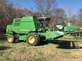 1996 John Deere 9500 Combine Sold on Holts Summit, MO Farm Auction Monday