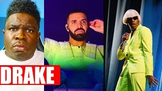 Drake Gets Booed Off Stage At Camp Flog Gnaw 2019 (Tyler The Creator)