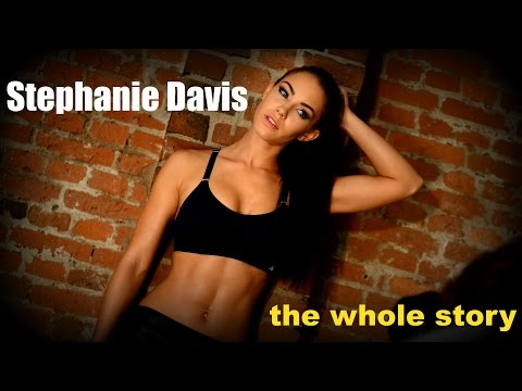 Stephanie Davis - the whole Story | Fitness, Instagram, Bikini, Sponsor, Creatin