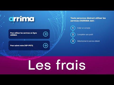 Arrima - Les frais pour immigrer au Québec, en 2020