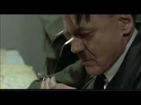 Ο Χίτλερ μαθαίνει για την αποχώρηση από το ΟΑΚΑ!