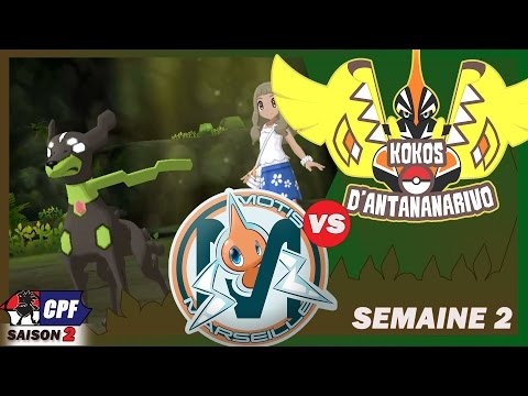 [CPF S2- Week2] Kokos d'Antananarivo vs Motismarseillais (Gallious)