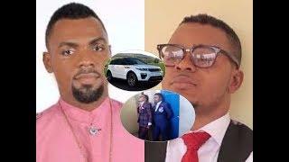 Obinim not happy after Rev Obofour gave his junior pastor a new Range Rover car