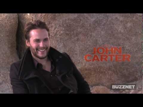 John Carter - Taylor Kitsch Interview