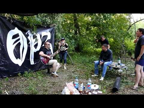"""ОРЗ - Песня """"Рязань"""". Под гитару 2017"""