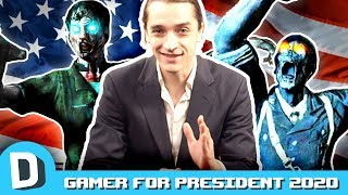 Why a Gamer Should Be President in 2020
