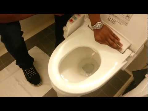 toilette japonaise. Black Bedroom Furniture Sets. Home Design Ideas