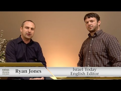 Interview with Ryan Jones from Israel Today — Israel Islam and End Times