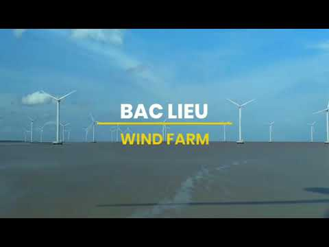 Vietnamese news | Vietnam's 4 major wind farms