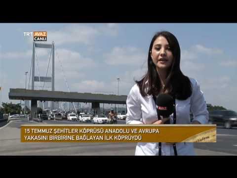 15 Temmuz Şehitler Köprüsü'nün Tarihi - Devrialem - TRT Avaz