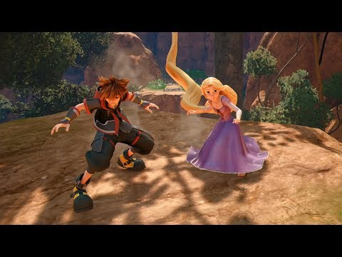 "KINGDOM HEARTS III ""Lucca Comics & Games"" Trailer"