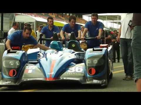 24 Heures du Mans 2013 - Pitwalk LMP - Journée Test