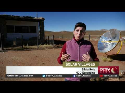 Renewable energy transforms remote regions of Argentina