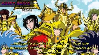 ANIME NOTICIAS - One Punch Man - Gantz - One Piece - Dragon Ball Super - Saint Seiya