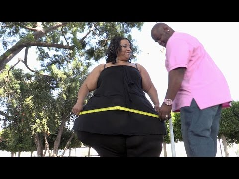 Finding a Dress for the World's Largest Hips