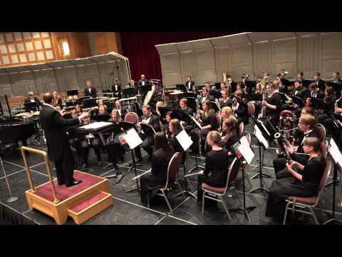 The Concordia Band - Symphony No 4 - David Maslanka