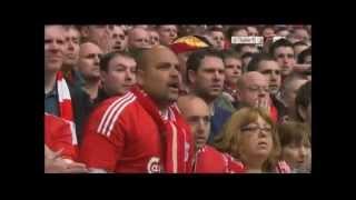 Liverpool 2-1 Everton FA Cup Semi-Final 2012