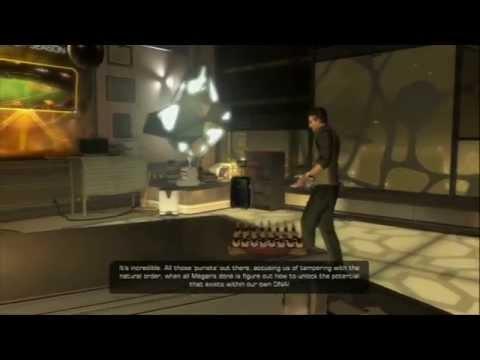 Let's Play Deus Ex Human Revolution Director's Cut Wii U Episode 1