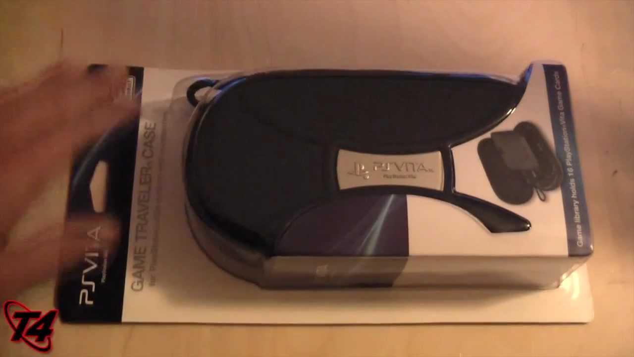 PS Vita Game Traveler Case