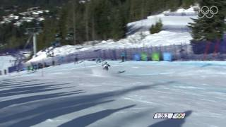 Paerson - Alpine Skiing - Women's Super Combined - Vancouver 2010 Winter Olympic Games