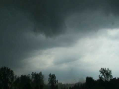 Funnel Cloud Livonia Michigan July 15, 2010