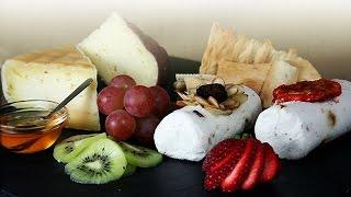 Как #УКРАСИТЬ стол на #НОВЫЙ ГОД. #ЗАКУСКИ. Сыр.