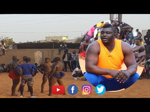 REVUE DE L'ARENE : Quand BG2 menaçait de quitter l'école de lutte Balla Gaye