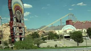 USA Arizona Mojave Desert_석양의 무법자